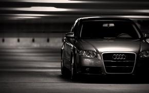 Picture Audi a4, wallpapers audi, Parking, City, cars, auto, wallpapers auto, photo, Audi