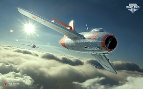 Picture Fighter, Wargaming Net, World of Warplanes, World Of Aircraft, WoWP, MiG-15bis