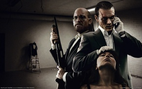 Picture Men, Hostage, Dead Men, Kane & Lynch, Kane and Lynch, Suicide, Negotiations