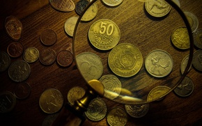 Picture macro, money, coins, currency, uvelichila