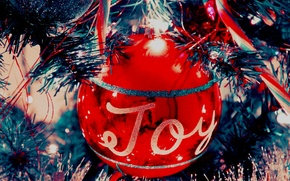 Picture decoration, background, holiday, balls, Wallpaper, tree, new year, garland, tinsel, Christmas decorations