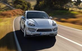 Picture machine, Porsche, Porsche Cayenne