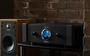 Picture Majestic, Wells Audio, Integrated Amplifier