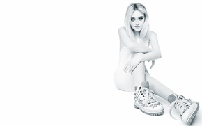 Picture photoshoot, brand, Dakota Fanning, Dakota Fanning, Attilio Giusti Leombruni