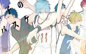 Picture kuroko's basketball, RETA Cise, Tetsuya Kuroko
