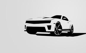 Picture car, wallpaper, camaro, chevrolet