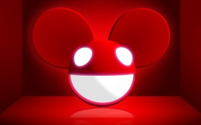 Picture mouse, cube