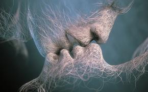 Picture kiss, plexus, kiss, last kiss, Adam Martinakis, last kiss