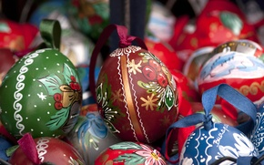Picture holiday, eggs, Easter, decor, eggs