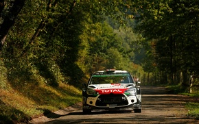 Picture Citroen, DS3, WRC, Rally, Rally, Mads Ostberg, FAS