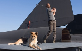 Picture each, dog, Will Smith, I am legend, I Am Legend