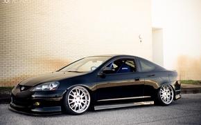 Wallpaper Honda, Acura, Stance, Wheels, Integra, AME, RSX