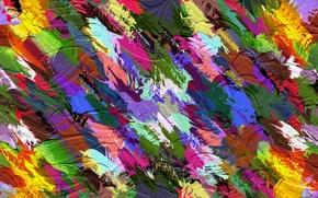 Picture colors, paint, effects