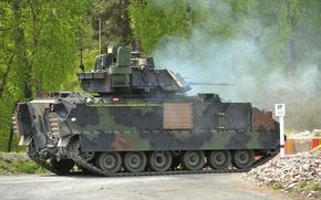 Picture machine, combat, intelligence, Bradley, (BRM), M2/M3