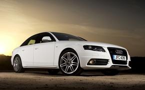 Picture Audi, quattro, sedan, s-line