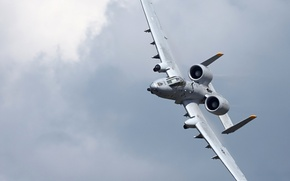 Picture weapons, the plane, A10 Thunderbolt