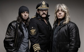 Wallpaper Rock, hard rock, Mikkey Dee, Motorhead, Phil Campbell, Lemmy Kilmister, heavy metal