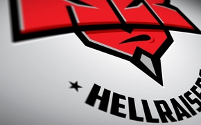 Picture logo, CS:GO, HellRaisers