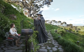 Picture heroes, an unexpected journey, the hobbit