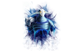 Picture the game, game, hero, Dota 2, Sven, The Rogue Knight