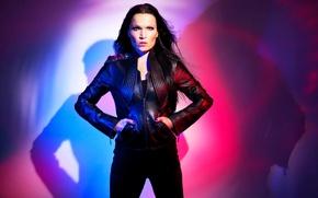 Picture tarja, nightwish, Nightwish, colours in the dark, tarja turunen, Tarja Turunen, Tarja