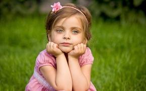 Picture mood, portrait, girl