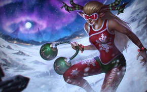 Picture deer, hon, art, Heroes of Newerth, Flash, Flashes Of Lightning