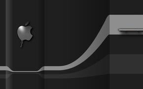 Picture computer, apple, mac, brand