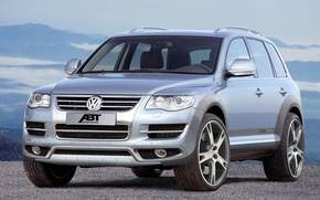 Picture mountains, Volkswagen, Touareg VS10 ABBOT