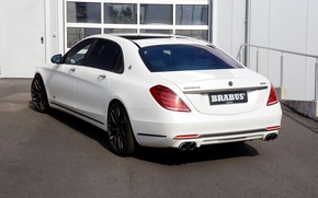 Picture Brabus, Maybach, Rocket 900