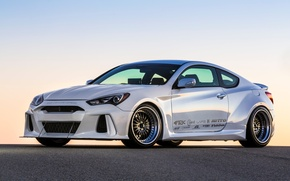Picture view, Hyundai, Coupe, Genesis, ARK Performance