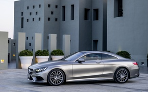 Picture Coupe, Mercedes-benz, S-classe, W222