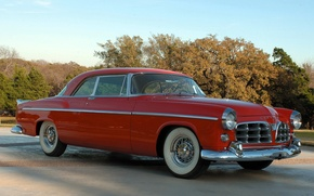 Picture Chrysler, 1955, C-300
