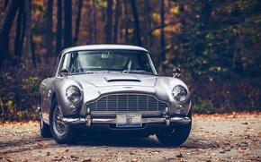 Picture car, Aston Martin, DB5