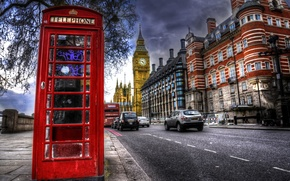 Picture street, England, London, Big Ben, street photography