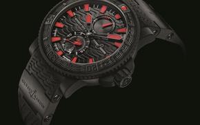 Picture watch, Maison Horlogere, ULYSSE NARDIN, Black Sea