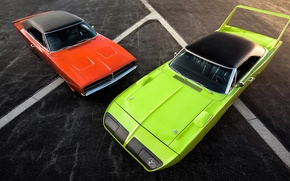 Picture 1969, Dodge, Charger, 1970, Plymouth, Superbird