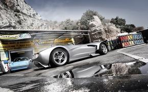 Picture auto, supercars garage