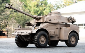 Picture weapons, military equipment, Armored car