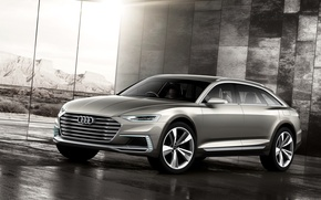 Picture Audi, Audi, Allroad, 2015, Prologue