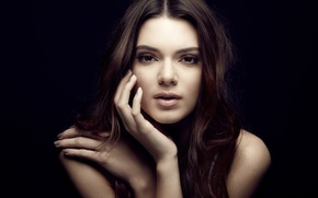 Picture girl, model, hair, girl, sexy, model, sensual, Kendall Jenner, Kendall Jenner, Kendall, Jenner