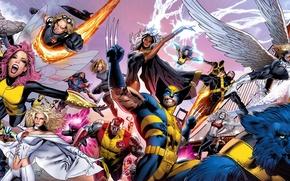 Picture x-men, Wolverine, x-men