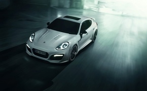 Picture Porsche, Panamera, Turbo, Techart