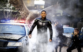Picture fiction, Wallpaper, police, shooting, wallpaper, eagle, actor, action, drama, Will Smith, Comedy, Will Smith, Hancock, …