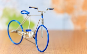Picture blue, bike, background, Wallpaper, toy, wallpaper, bicycle, different, widescreen, background, frame, full screen, HD wallpapers, …