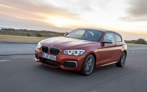 Picture BMW, BMW, 3-door, 2015, F21, M135i
