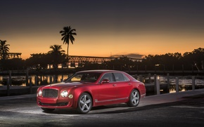 Picture Bentley, Speed, Mulsanne