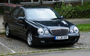 Picture Mercedes-Benz, Mercedes, E-class, E-Class, 1999, E-class, W210, Executivklasse, Lupato, Eyed, E320