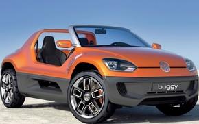 Picture concept, Volkswagen, buggy, up!