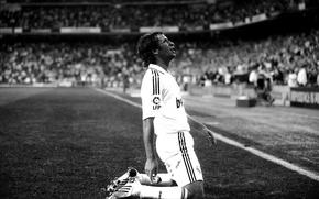 Wallpaper football, real madrid, real Madrid, Raul, Raul